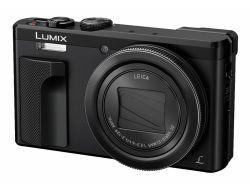 Panasonic Lumix DMC-TZ81 schwarz - DMC-TZ81EG-K