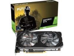 KFA2 GTX1660 OC 6GB DVI/HDMI/DP DDR5 retail 60SRH7DSY91K
