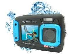 Easypix AQUAPIX W1400 Active Underwater camera (Iceblue)