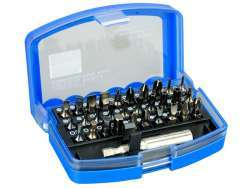 "Jakemy ""HOME"" JM-6099 31in1 Mini Professionelles Hardware Werkzeug Bit Set"