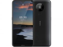 Nokia 5.3 Dual-SIM-Smartphone Charcoal-Black 64GB 6830AA003687