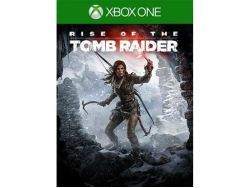 MICROSOFT XBOX One Game Rise of the Tomb Raider Projekt Retail (P) - PD5-00008