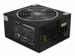 LC-Power 560W GreenPower| 80+Silber LC6560GP3 V2.3