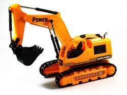 RC Bagger Excavator 5 Kanal (orange) - 8035E