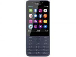 Nokia 230 Revival Dual-SIM-Handy Blau 16PCML01A01