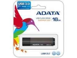 ADATA S102 Pro USB-Stick 16GB 3.0 (3.1 Gen 1) USB-Anschluss Typ A Grau AS102P-16G-RGY