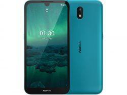 Nokia 1.3 Dual-SIM-Smartphone Cyan-Green 16 GB 719901104101