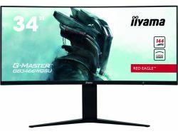 "iiyama G-MASTER Red Eagle - LED-Monitor - gebogen - 86.462 cm (34"")"