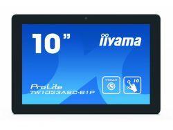 "IIYAMA 25.5cm (10,1"")16:10 M-Touch IPS mHDMI TW1023ASC-B1P"