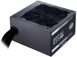 Coolermaster PC- Netzteil MWE WHITE 550W | MPE-5501-ACABW-EU
