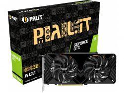 VGA Palit GeForce® GTX 1660 Super 6GB GamingPro V1 | NE6166S018J9-1160A-1