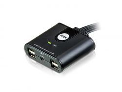 Aten 4-Port USB Peripheral Sharing Device US424-AT
