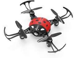 Quad-Copter SYMA X27 Ladybug 2.4G 4-Kanal (Rot)