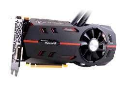 Inno3D iChiLL GeForce GTX 1070 X3 Black Grafikkarten 8GB C107B-1SDN-P5DNX