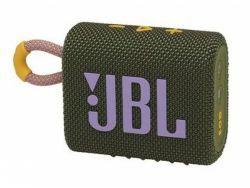 JBL Lautsprecher GO 3 Green JBLGO3GRN