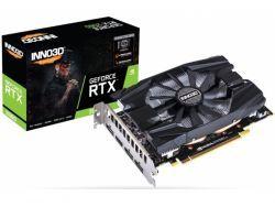 VGA Inno3D GeForce® RTX 2060 6GB Compact X1 | Inno3D - N20601-06D6-1710VA20