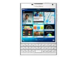 BlackBerry Passport 4.5Zoll Single SIM 32GB Weiß PRD-59181-025