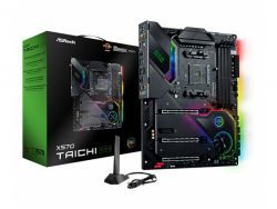 ASRock MB AMD AM4 X570 TAICHI RAZER - 90-MXBEY0-A0UAYZ