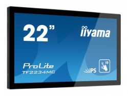 "IIYAMA 55.0cm (21,5"") T2234MSC-B6X 16:9 M-Touch HDMI+DP bl T2234MSC-B6X"