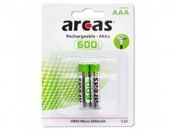 Akku Arcas AAA Micro 600mAH ( 2 St.)