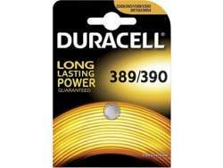 Duracell Batterie Silver Oxide Knopfzelle 389/390 Blister (1-Pack) 068124