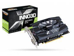 Inno3D VGA GeForce GTX 1650 4GB GDDR6 Compact V2 N16501-04D6-1720VA29