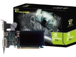 VGA Man GeForce® GT 710 1GB SDDR3 64bit passiv LP | Manli - N308GT7100H1801