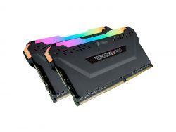 CORSAIR Vengeance RGB PRO DDR4 64 GB 2 x32GB DIMM CMW64GX4M2E3200C1