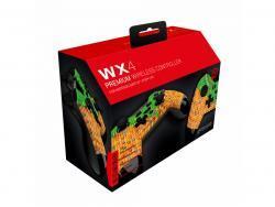 Gioteck Nintendo Switch WX-4 Wireless BT Controller (Cubes) - 308236 - Nintendo Switch