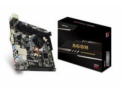 Biostar MB A68N-5600E   (AMD Pro A4-3350B,mITX,DDR3,R4) A68N-5600E