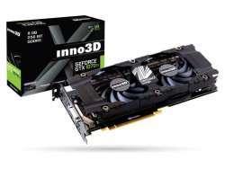 Inno3D GeForce GTX 1070 Ti Twin X2 V2 8GB - Grafikkarte - PCI N107T-2SDN-P5DS