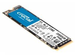 Crucial Micron P1 - 2000 GB - M.2 - 2000 MB/s CT2000P1SSD8