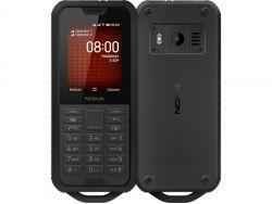 Nokia 800 Tough Outdoor-Handy Black 16CNTB01A08