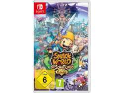 Nintendo Switch Snack World: Die Schatzjagd - Gold - 2525540