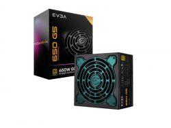EVGA 650W SuperNOVA 650 G5 Fully Modular (80+Gold) 220-G5-0650-X2