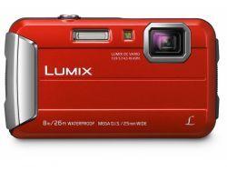 Panasonic Lumix DMC-FT30 rot - DMC-FT30EG-R