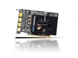 VGA SAP GPRO E9260 8G GDDR5 PCI-E QUAD DP (UEFI) BROWN BOX | Sapphire