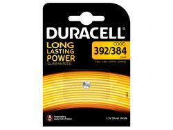Duracell Batterie Silver Oxide Knopfzelle 392/384 Blister (1-Pack) 067929