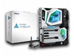 ASROCK Z490 AQUA (1200) (D) | Asrock - 90-MXBBW0-A0UAYZ