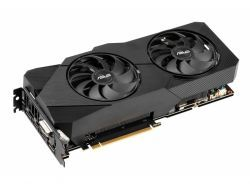 VGA Asus GeForce® RTX 2060 SUPER 8GB Dual OC Evo V2   ASUS - 90YV0DZ0-M0NA00