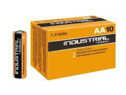 Batterie Duracell INDUSTRIAL MN1500/LR6 Mignon AA (10 St.)