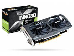 Inno3D VGA GeForce® GTX 1650 4GB GDDR6 Twin X2 OC V2 N16502-04D6X-1720VA30