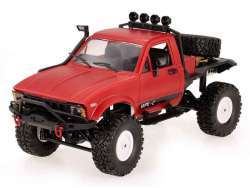 RC Pick Up 1:16 WPL-C14R 4x4 (Rot)