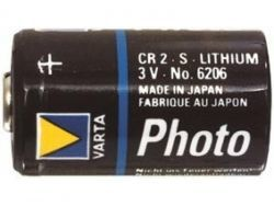 Varta Batterie Lithium Photo CR2 3V Blister (2-Pack) 06206 301 402