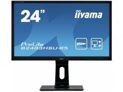 "IIYAMA 61.0cm (24"")16:9 HDMI+DP bl.lift B2483HSU-B5"