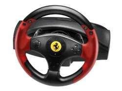 ThrustMaster Ferrari Red Legend Edition - Lenkrad- und Pedale-Set 4060052