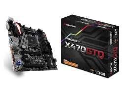 Biostar MB X470GTQ (X470,AM4,mATX,DDR4,VGA,AMD) X470GTQ