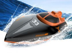 Speed Boat SYMA Q2 GENIUS 2.4G 2-Kanal (Geschwindigkeit 20 km/h)