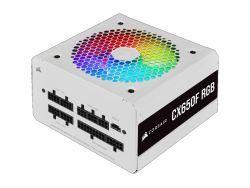Corsair PC- Netzteil CX650F RGB Weiß CP-9020226-EU