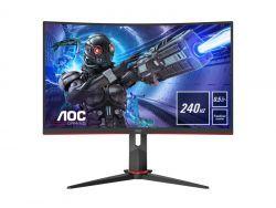 "AOC 68,6cm (27"") C27G2ZU/BK 16:09 HDMI+DP+USB VA Curved C27G2ZU/BK"